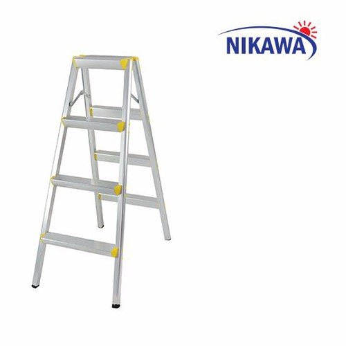 Thang nhôm gấp chữ A Nikawa NKD-04 - 5914267 , 9984604 , 15_9984604 , 760000 , Thang-nhom-gap-chu-A-Nikawa-NKD-04-15_9984604 , sendo.vn , Thang nhôm gấp chữ A Nikawa NKD-04