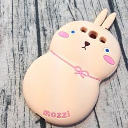 Ốp lưng Samsung Galaxy S3 I9300 hình thỏ Mozzi