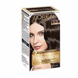 Thuốc nhuộm tóc L Oréal Superior Preference, 5A Medium Ash Brown