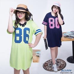 Đầm thun big size | Đầm Quảng Châu