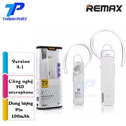 Tai nghe Bluetooth Remax RB-T9 HD Chính Hãng -Trắng