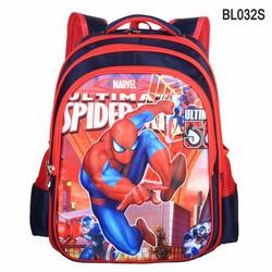 Balo siêu nhân spider man cho bé cỡ nhỏ BL032S