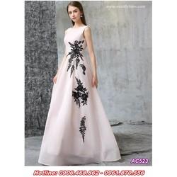 Váy cưới dáng A AC523