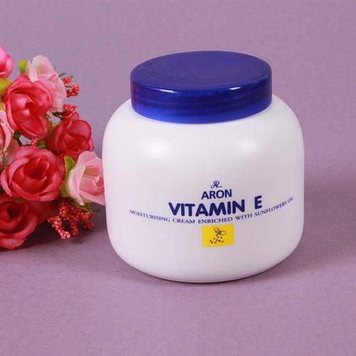 Kem dưỡng da cung cấp Vitamin E Aron 200g - 10435349 , 7022254 , 15_7022254 , 50000 , Kem-duong-da-cung-cap-Vitamin-E-Aron-200g-15_7022254 , sendo.vn , Kem dưỡng da cung cấp Vitamin E Aron 200g