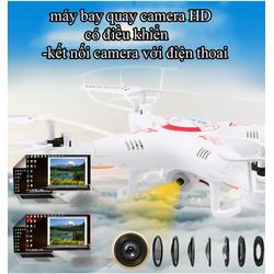 máy bay điều khiển từ xa quay  phim HD 001