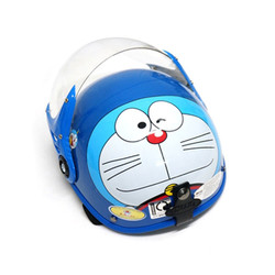 Mũ bảo hiểm trẻ em Doremon-Hello Kitty