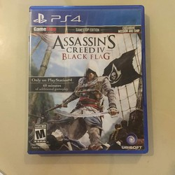 DIA GAME PS4 ASSASSINS CREEDIV BLACK FLAG