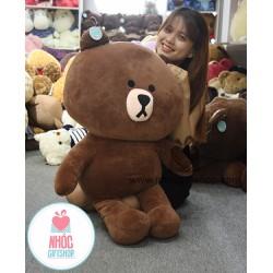 Gấu brown bông cao cấp quà tặng đặc biệt và ý nghĩa BIG