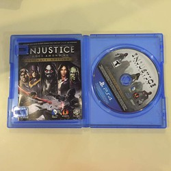 DIA GAME PS4 INJUSTICE GODS AMONG US ULTIMATE EDITION