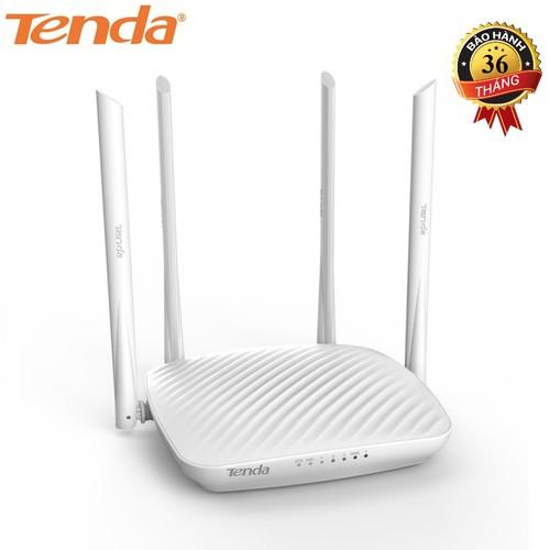 Router WIFI Tốc độ 600Mbps TENDA F9 - Hãng Phân phối chính thức