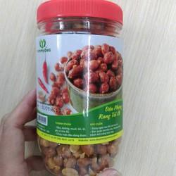 Đậu Phộng Rang Tỏi Ớt Yummy Deli | Hộp 200g
