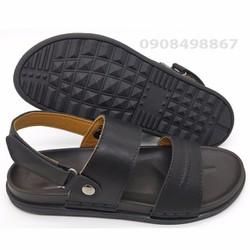 Giày sandal da bò đế dẻo rất êm