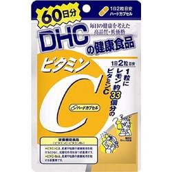 DHC Viên uống bổ sung vitamin C 60 ngày 120 Viên