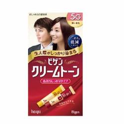 Thuốc nhuộm tóc Hoyu Bigen 5G - Nhật nội địa