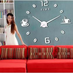 Shop Thành Nhi - đồng hồ treo tường 3D- Miến phí ship toàn quốc