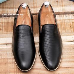 Giày da thật công sở trẻ trung GL103 cung cấp bởi THỜI TRANG DA