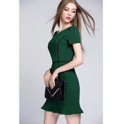 Đầm  Đuôi Cá  SANG TRỌNG