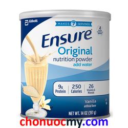 Sữa Ensure Nutrition Powder 397gr
