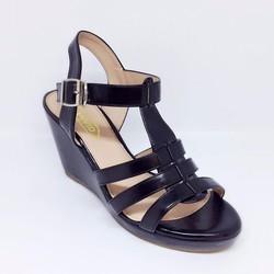 Giày sandal đế xuồng L063D - JANVID - tiện lợi, thoải mái