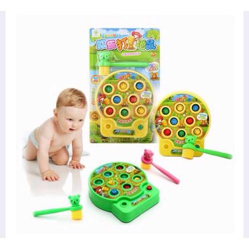 Bộ đồ chơi đập chuột phát nhạc vui nhộn cho bé - 7707986 , 7041264 , 15_7041264 , 140000 , Bo-do-choi-dap-chuot-phat-nhac-vui-nhon-cho-be-15_7041264 , sendo.vn , Bộ đồ chơi đập chuột phát nhạc vui nhộn cho bé