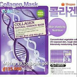 Mặt nạ 3d Collagen 10 mask