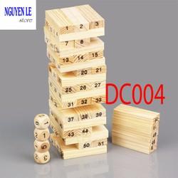 Bộ đồ chơi rút gỗ an toàn cho bé