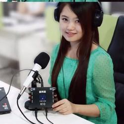 Micro thu âm K10 +