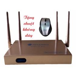 Tivi box android 4 ăng ten