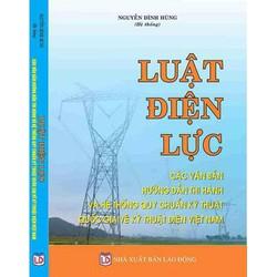 Luật điện lực , quy chuẩn kỹ thuật quốc gia về kỹ thuật điện