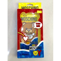 Ốp Lưng Iphone 6 Plus MOSCHINO