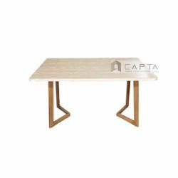 Bàn tiếp khách, bàn ăn gỗ cao cấp VALLEY 1,2m cao cấp sang trọng