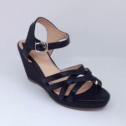 Giày sandal đế xuồng L064D - JANVID - tiện lợi, thoải mái