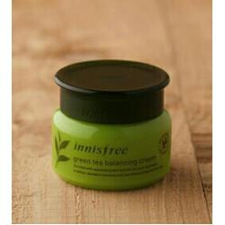 Kem dưỡng Trà xanh innisfree Balancing Cream