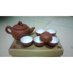 Bộ ấm chén trà