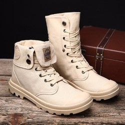 Giày nam cao cổ thời trang G16