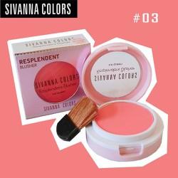 Phấn má Sivanna Colors #3