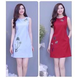 Đầm hoa HN119101