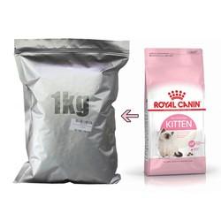 Thức ăn cho mèo con Royal Canin Kitten 1 kg chia