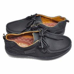 Giày da cột dây Hải Nancy QT1362D