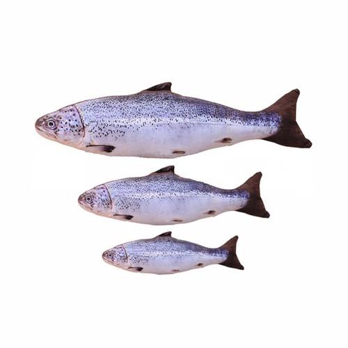 Đồ chơi cho mèo cá biển bông catnip cho mèo kún miu cỡ nhỏ 20cm