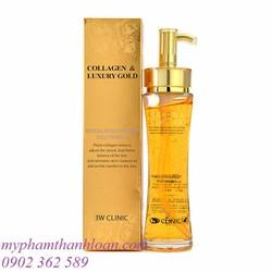 Combo 20 Gel Dưỡng Collagen Luxury Gold Cao Cấp 3W Clinic - Hàn Quốc