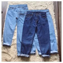 quần jean ống suông
