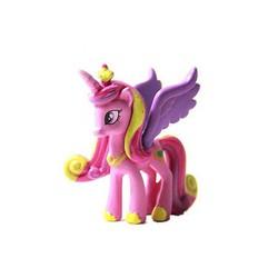 set 12 con pony