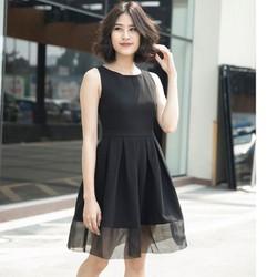 Váy Đầm Thiết Kế: – Đầm xòe dự tiệc