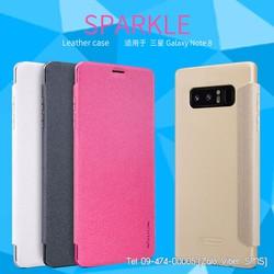 Bao da Samsung Galaxy Note 8 Nillkin Sparkle