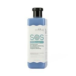 Sữa tắm SOS cho chó mèo lông trắng  530ml Chai màu xanh hàng chính hãng