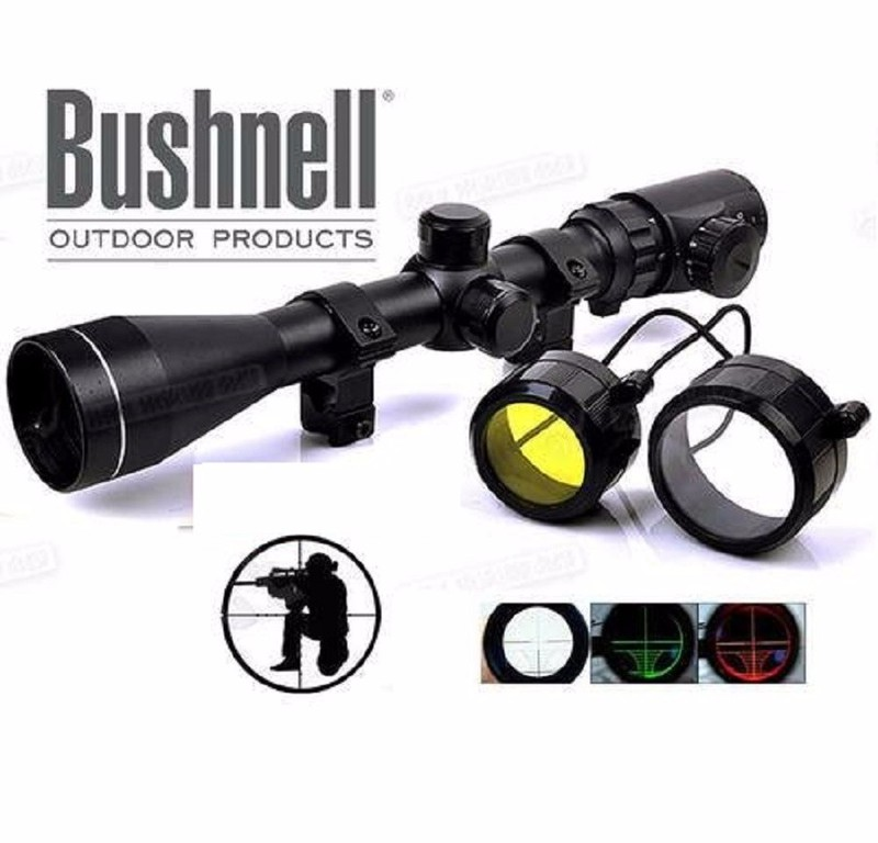 ỐNG ngắm gắn súng Bushnell 3-9x40
