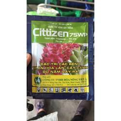Thuốc trừ bệnh cho cây Cittizen 75WP