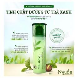Tinh Chất Dưỡng Innisfree Green Tea Fresh Essence