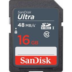Thẻ nhớ SD Sandisk Ultra 48MB Class 10 16GB